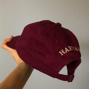0baa7721101 NCAA Accessories - NWOT Crimson Harvard Dad Cap - Unisex